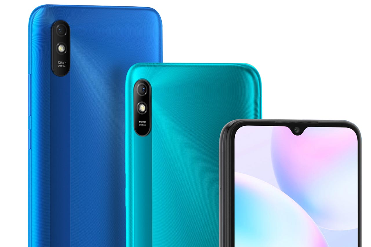 Mi Redmi 9i Colors