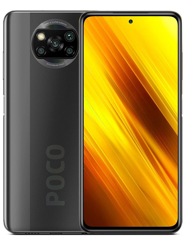 Mi Poco X3 NFC Gray Black