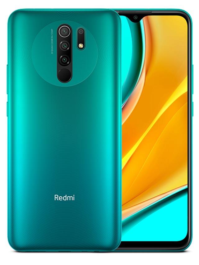 Mi Redmi 9 Prime Green
