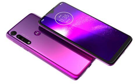 Motorola One Macro Violet