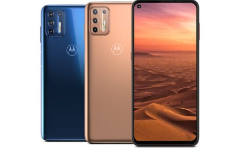 Motorola Moto G9 Plus Colors