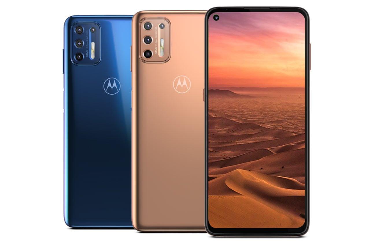 Motorola Moto G9 Plus Colors