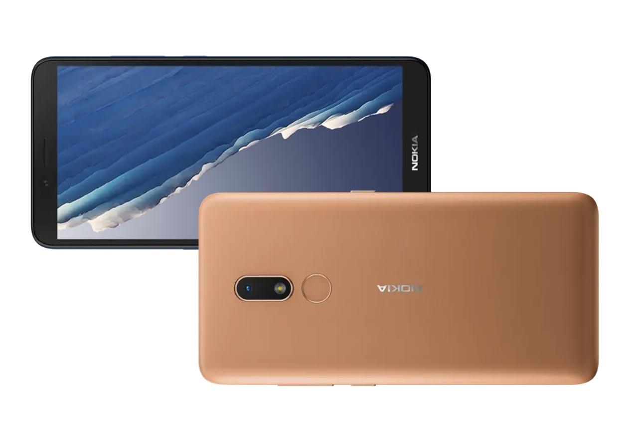 Nokia C3 Sand Gold
