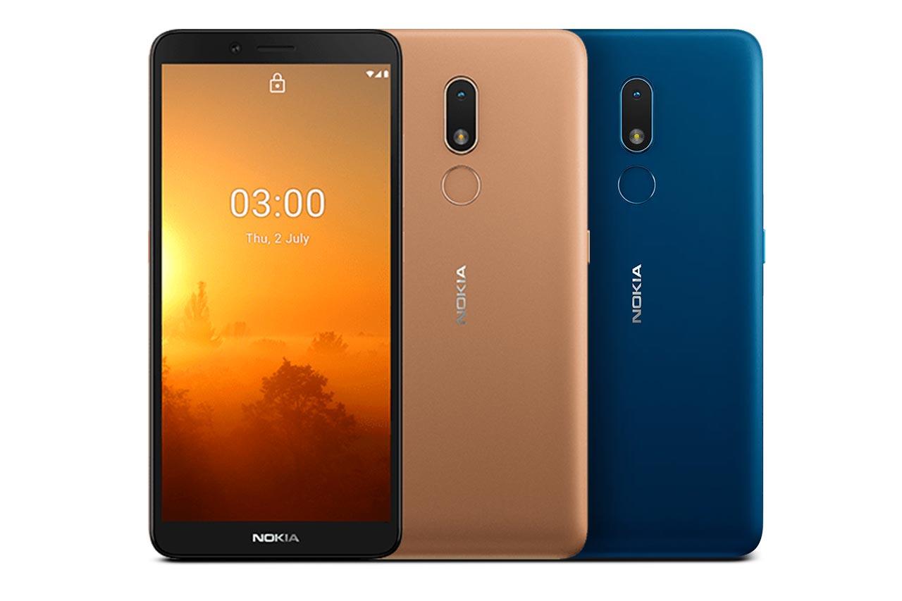 Nokia C3 Colors