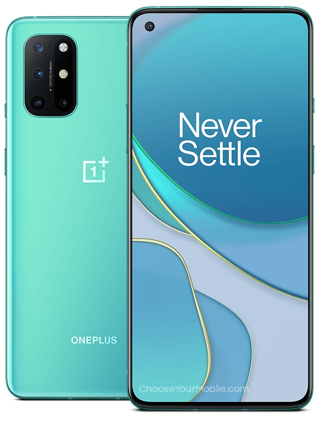 OnePlus 8T Green Color