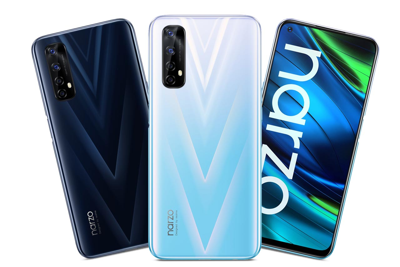 Realme Narzo 20 Pro - Price & Specifications - Choose Your