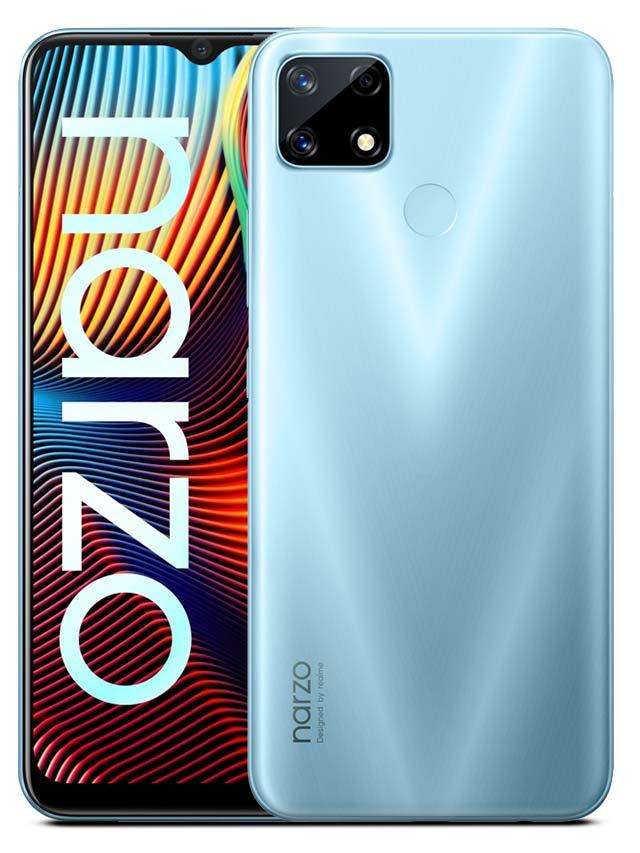 Realme Narzo 20 Blue
