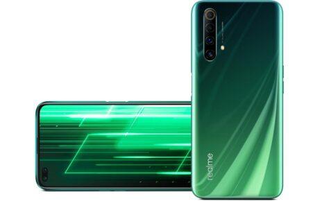Realme X50 5G Green Color