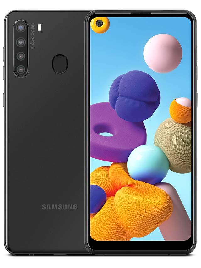 Samsung Galaxy A21 Black