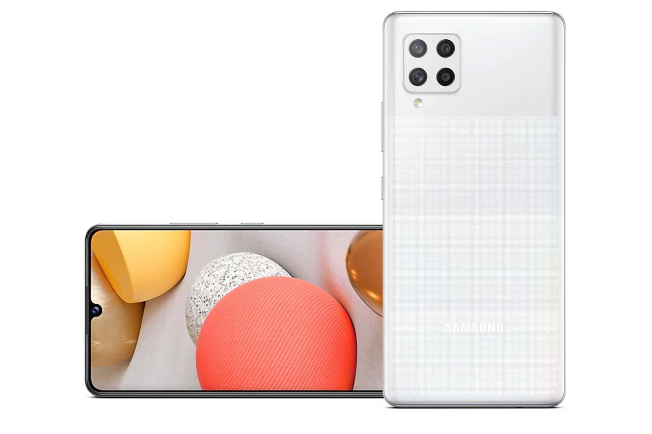 Samsung Galaxy A42 5G White