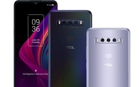TCL 10 SE Colors