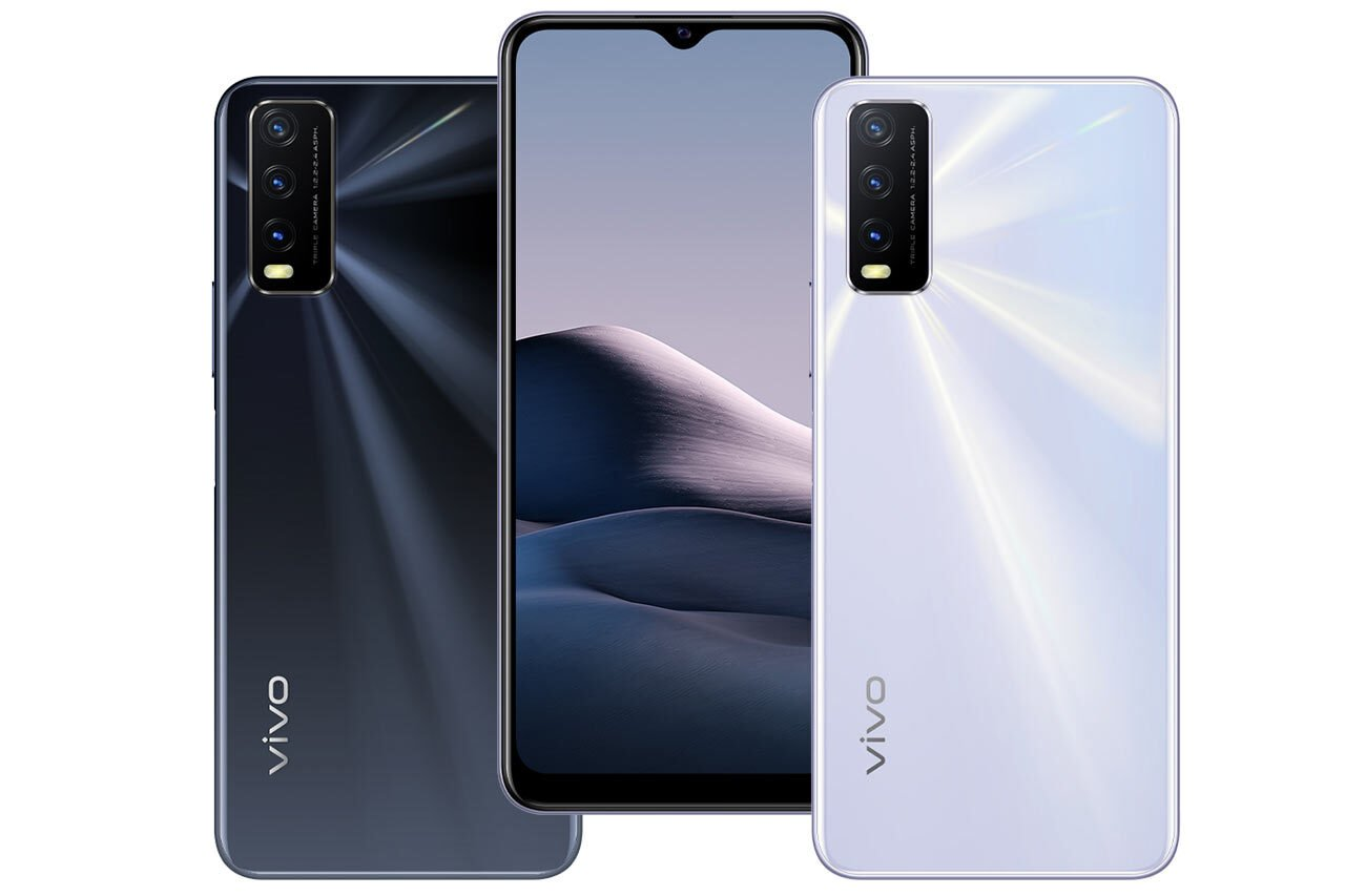 Vivo Y20 Colors