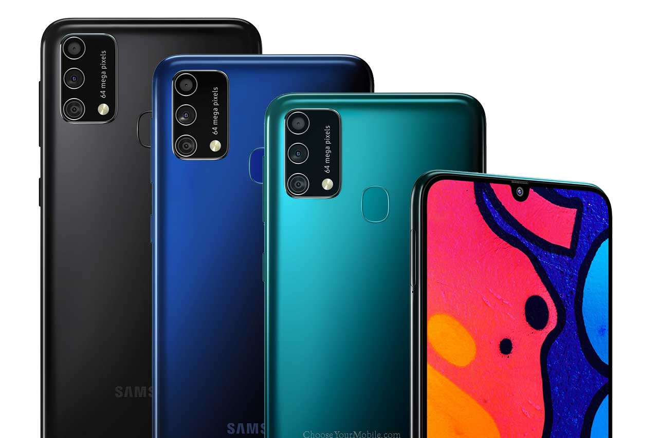 Samsung Galaxy F41 SM-F415F