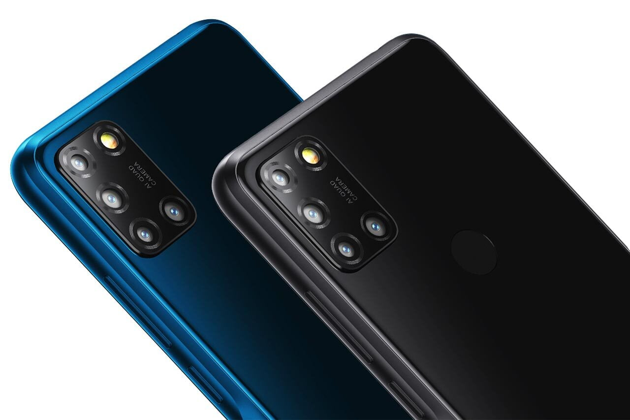 Alcatel 3X 2020 Colors