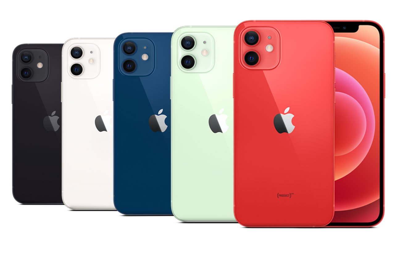 Apple iPhone 12 Colors