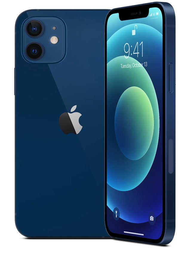 Apple iPhone 12 Blue Color