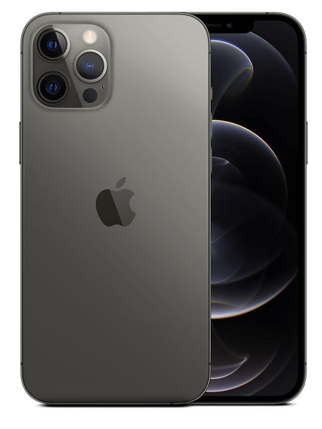 Apple iPhone 12 Pro Max Graphite Colors