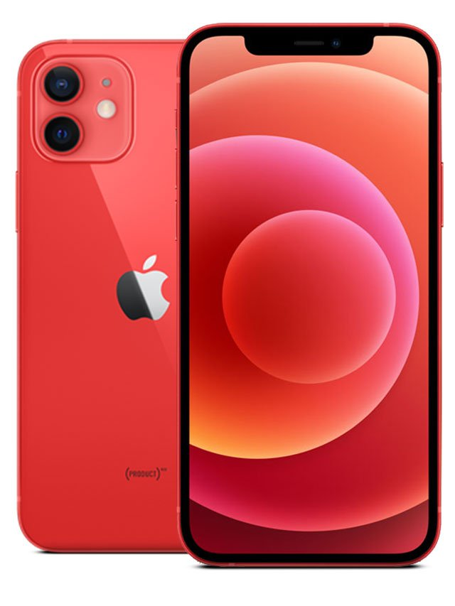 Apple iPhone 12 Red Color