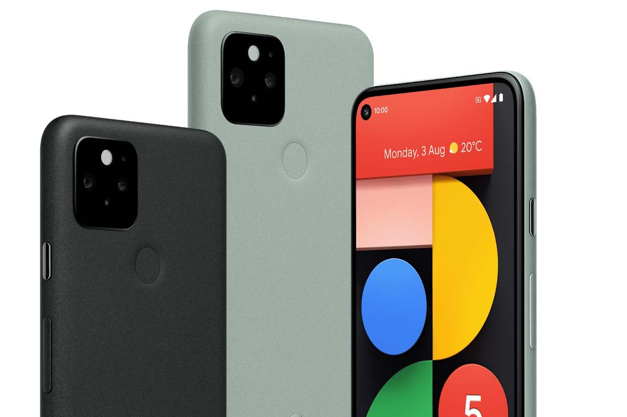 Google Pixel 5 Color