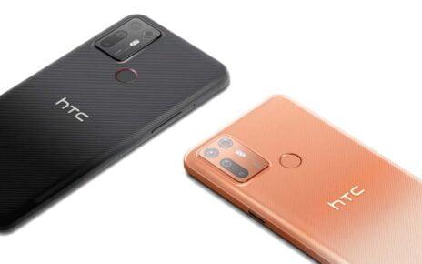 HTC Desire 20 Plus Colors