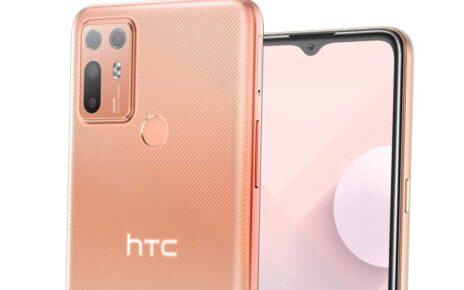 HTC Desire 20 Plus Orange