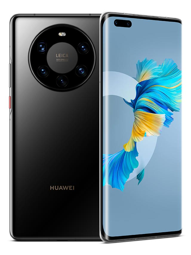 Huawei Mate 40 Pro Plus Black