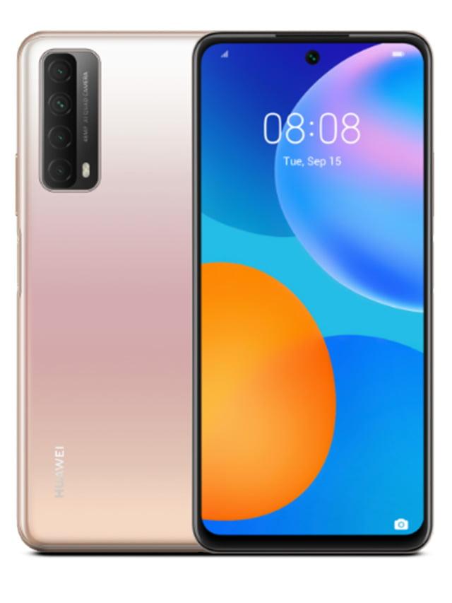 Huawei Y7a Gold