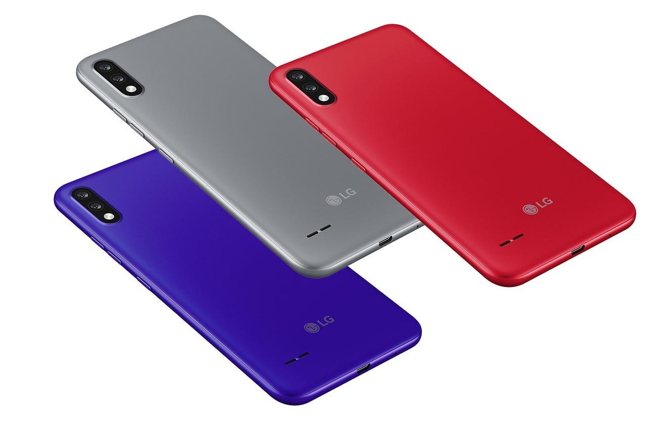 LG K22 Color