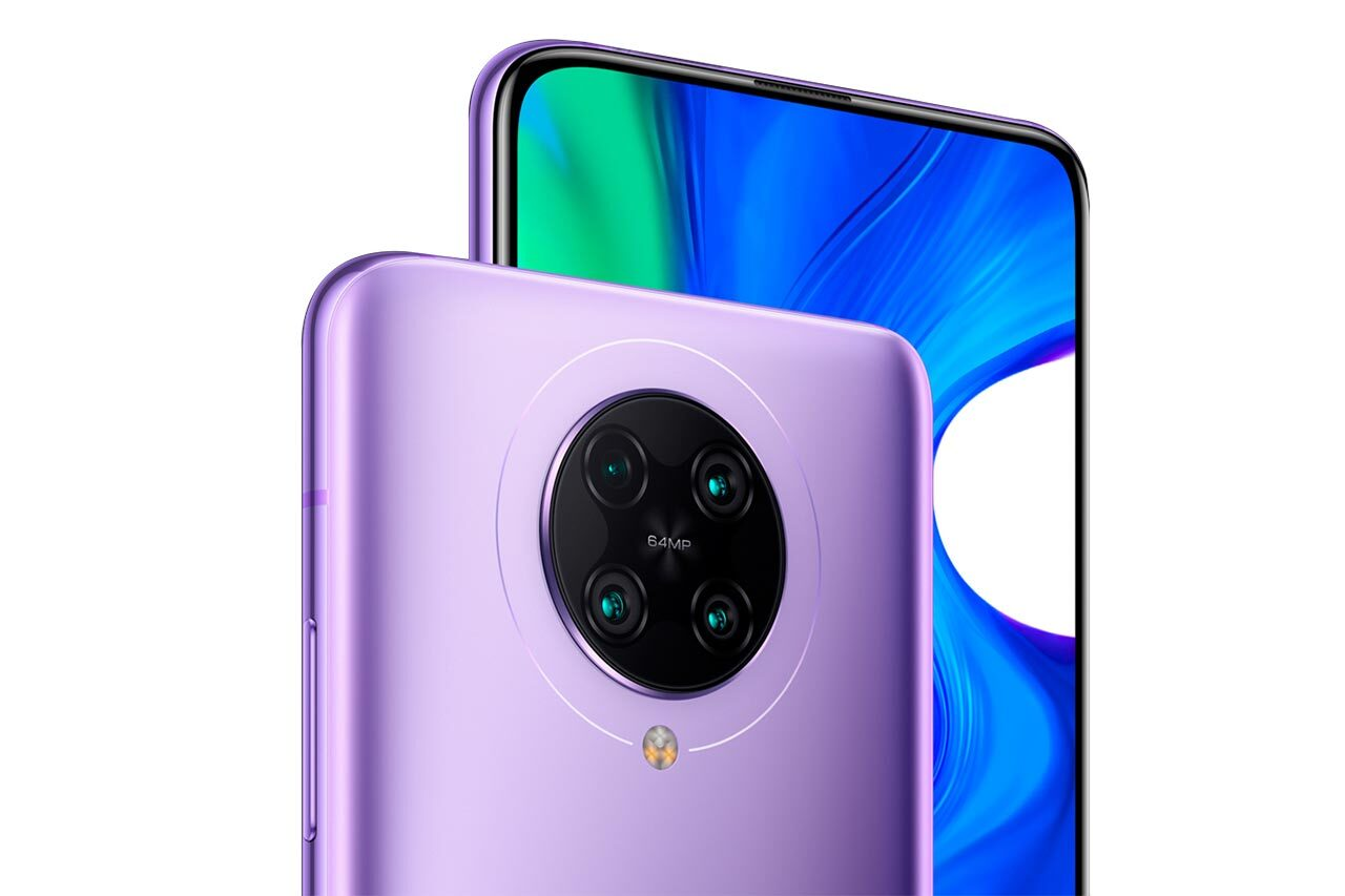 Mi Poco F2 Pro Electric Purple