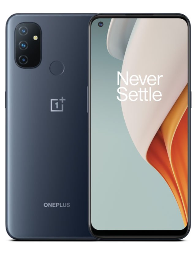 OnePlus Nord N100 Midnight Frost Color