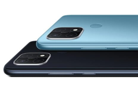 Oppo A15 Colors