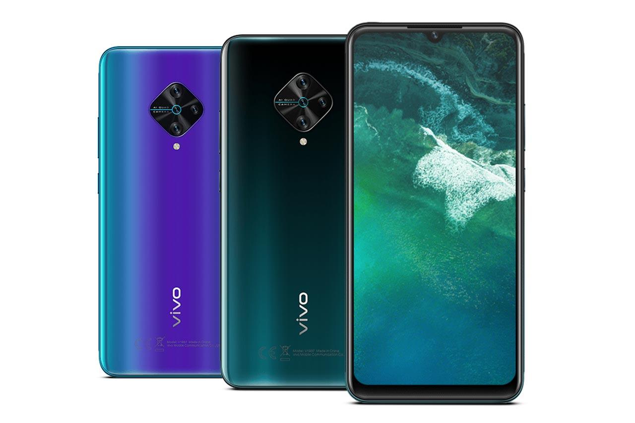 Vivo X50 Lite Colors