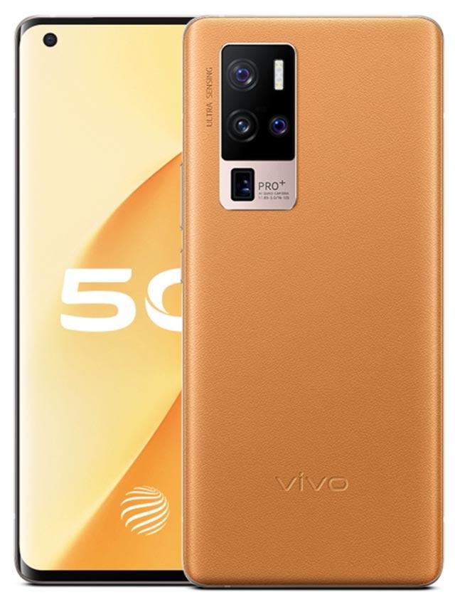 Vivo X50 Pro Plus Brown