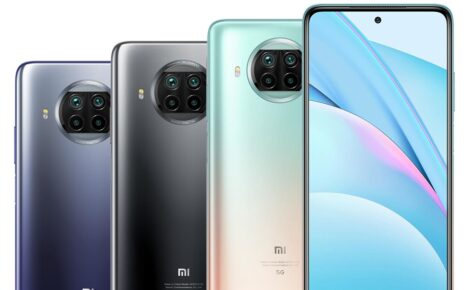 Xiaomi Mi 10T Lite 5G Colors