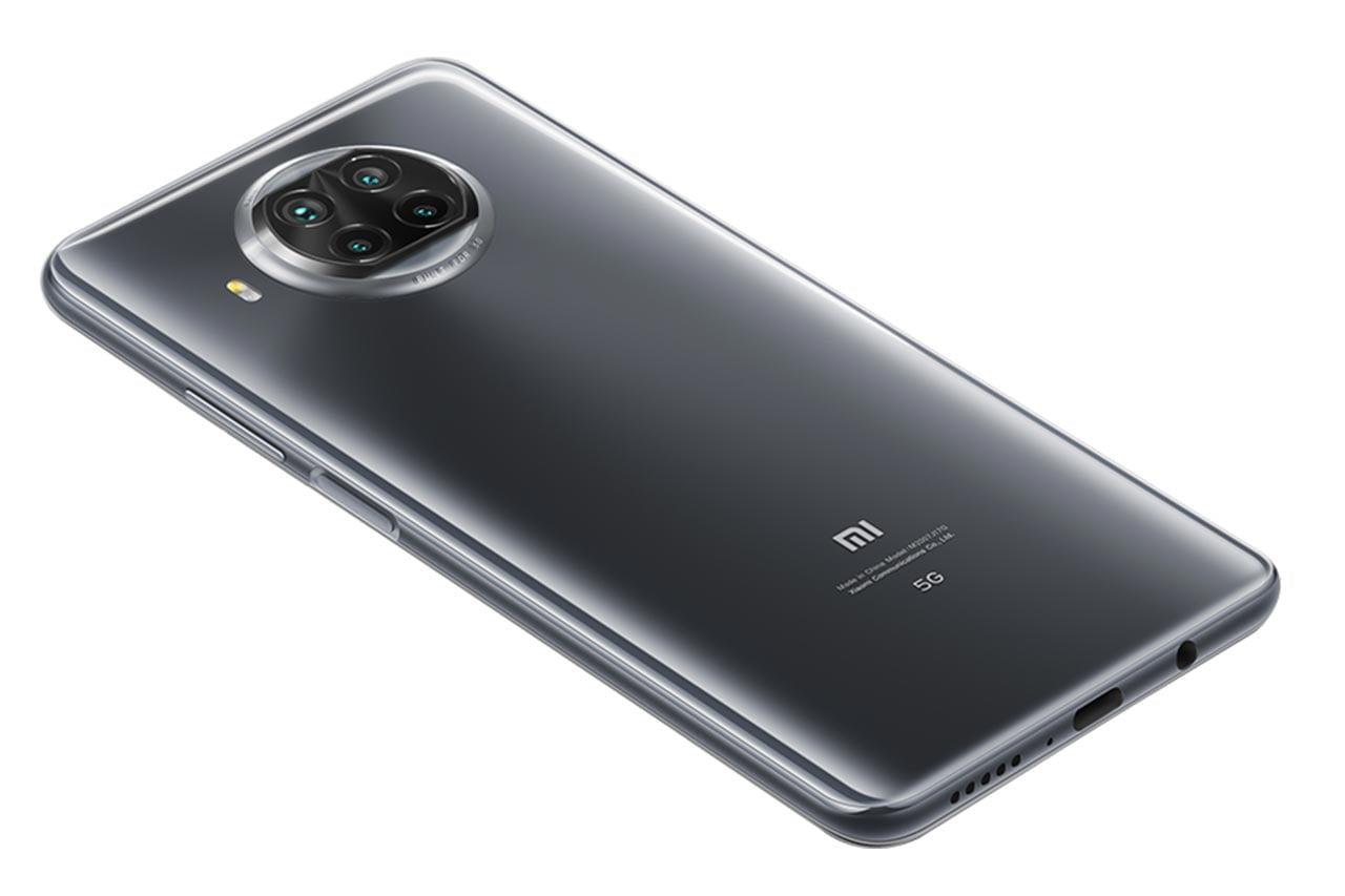 Xiaomi Mi 10T Lite 5G Gray Black