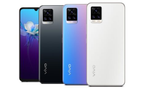 Vivo V20 Colors