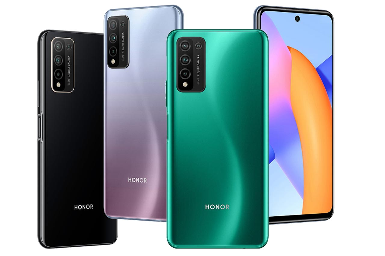 Honor 10X Lite Colors