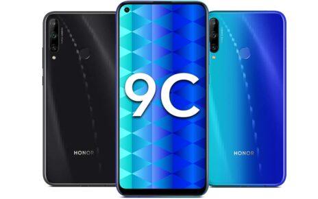 Honor 9C colors