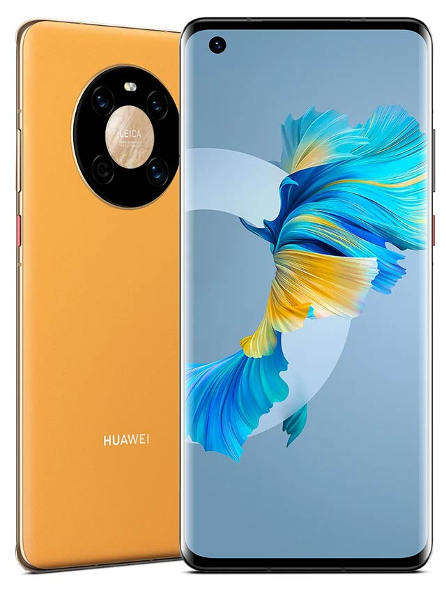 Huawei Mate 40 Yellow Gold