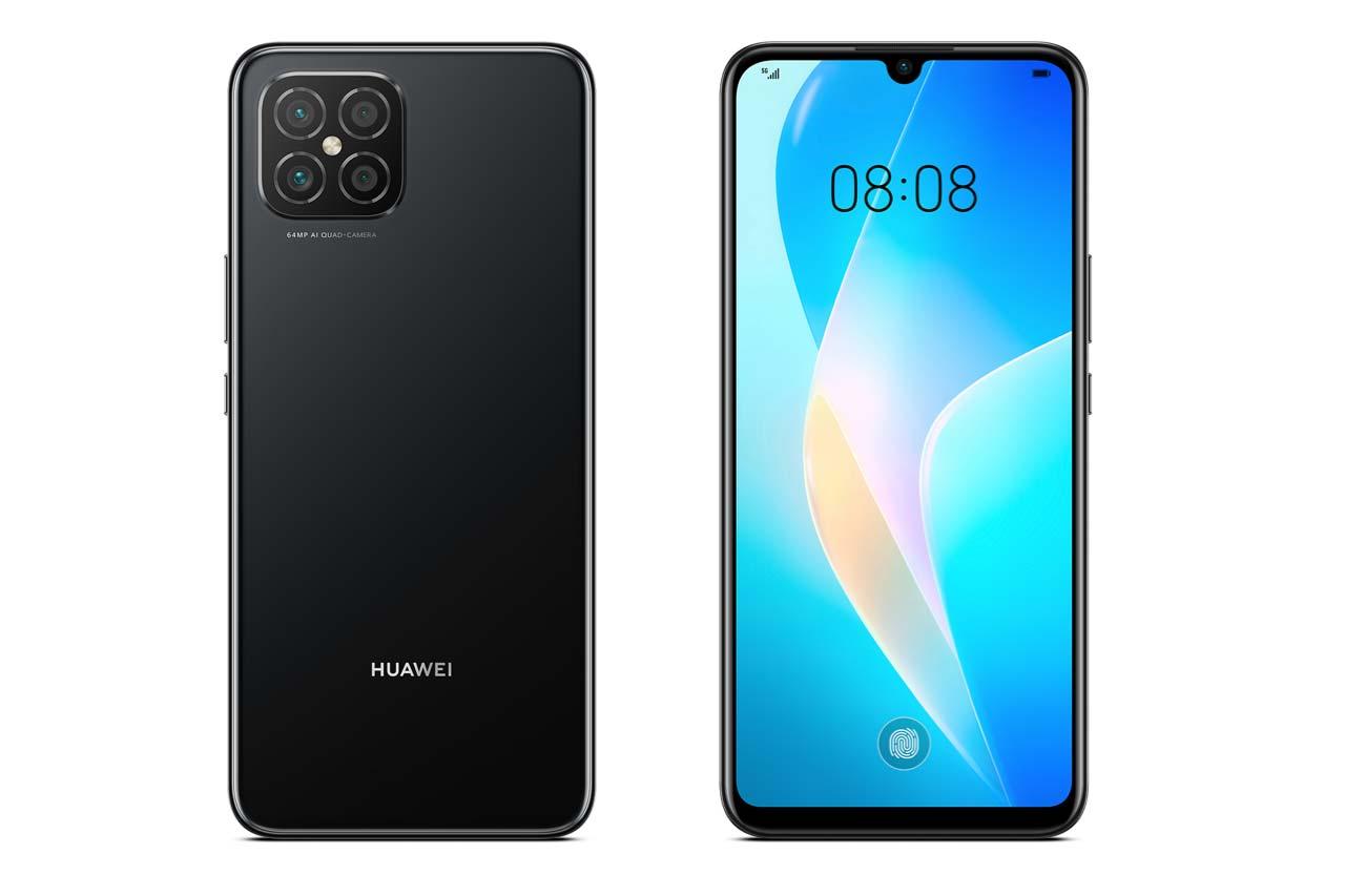 Huawei nova 8 SE Black
