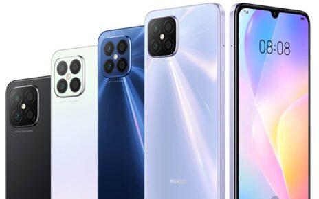 Huawei nova 8 SE Colors