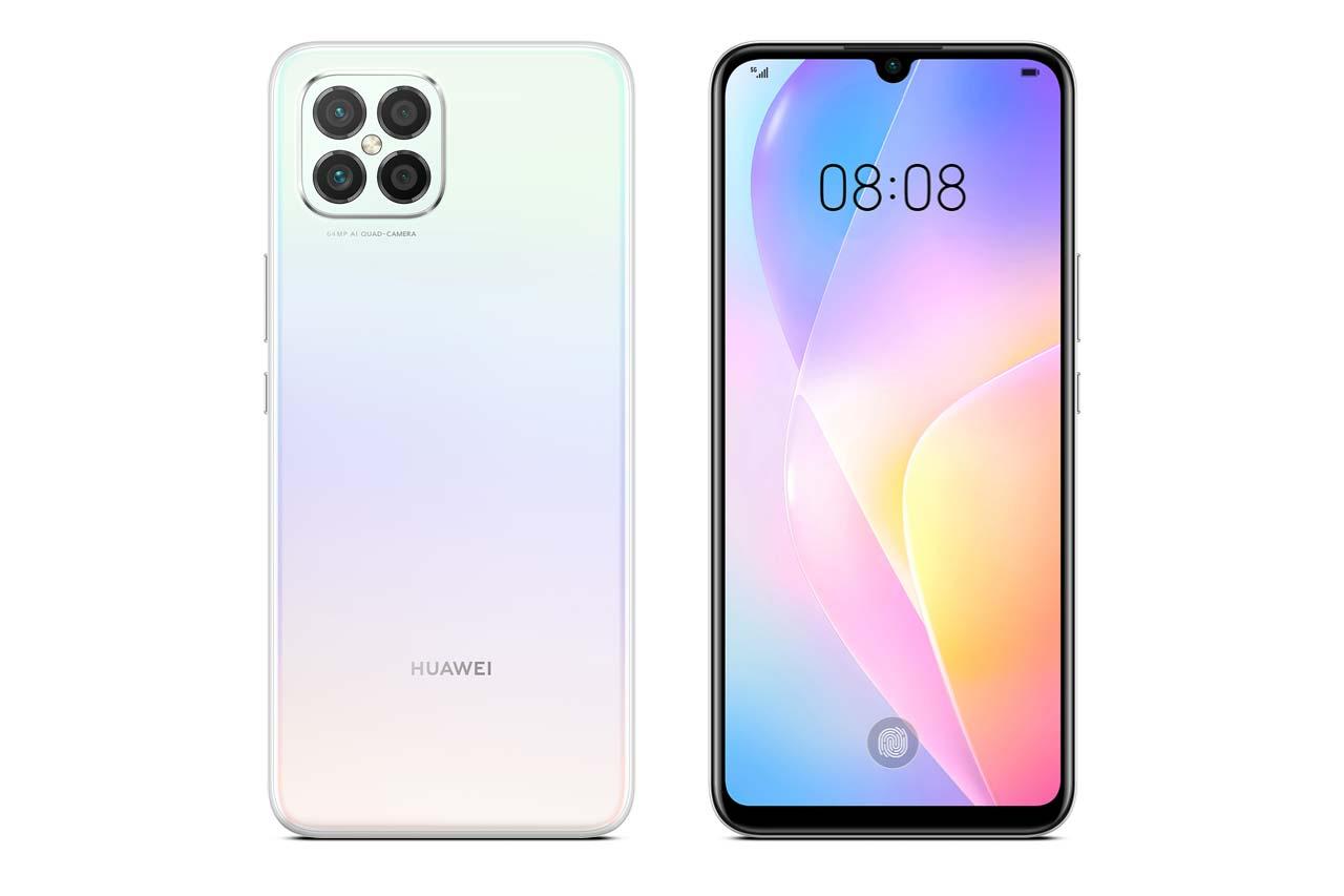 Huawei nova 8 SE White