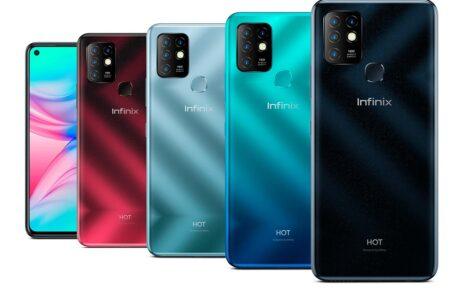Infinix Hot 10 Colors