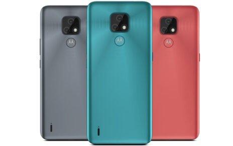 Motorola Moto E7 Colors