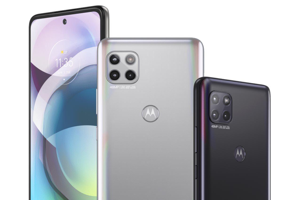 Motorola Moto G 5G Colors