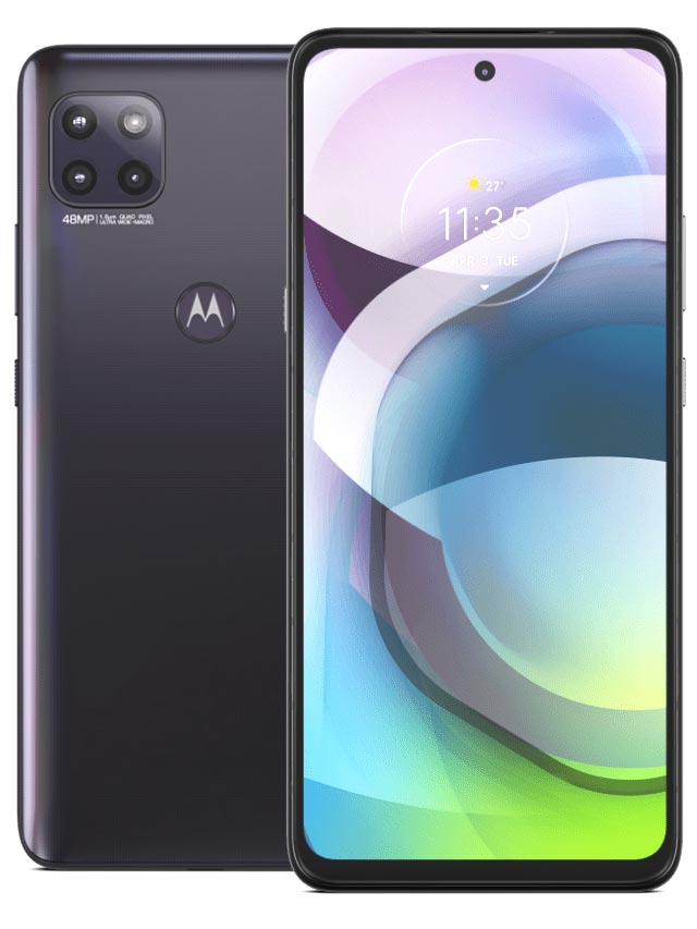 Motorola Moto G 5G Gray