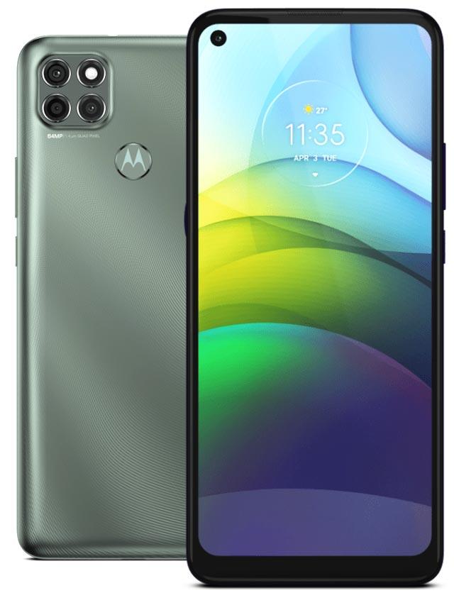 Motorola Moto G9 Power Silver