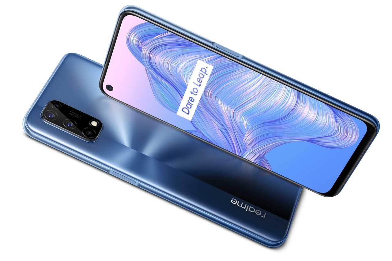 Realme 7 5G Blue