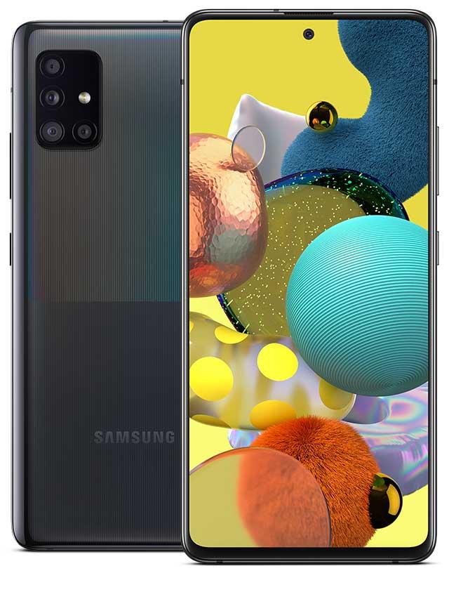 Samsung Galaxy A51 5G Black
