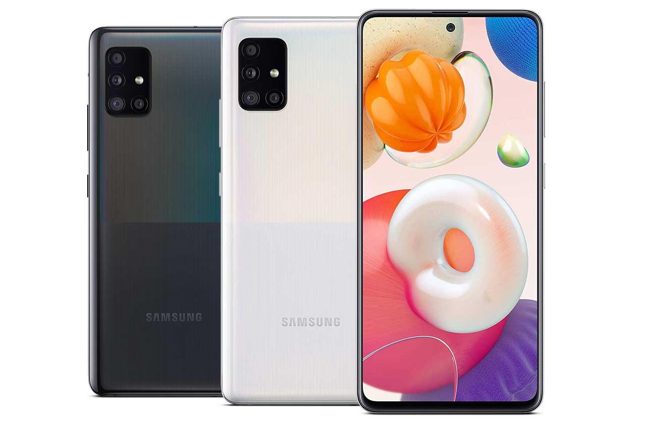 Samsung Galaxy A51 5G White
